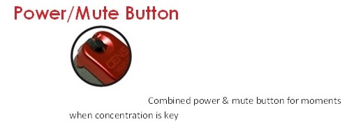 DX5 Power mute button