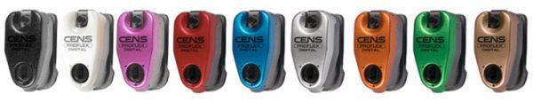 cens colour range